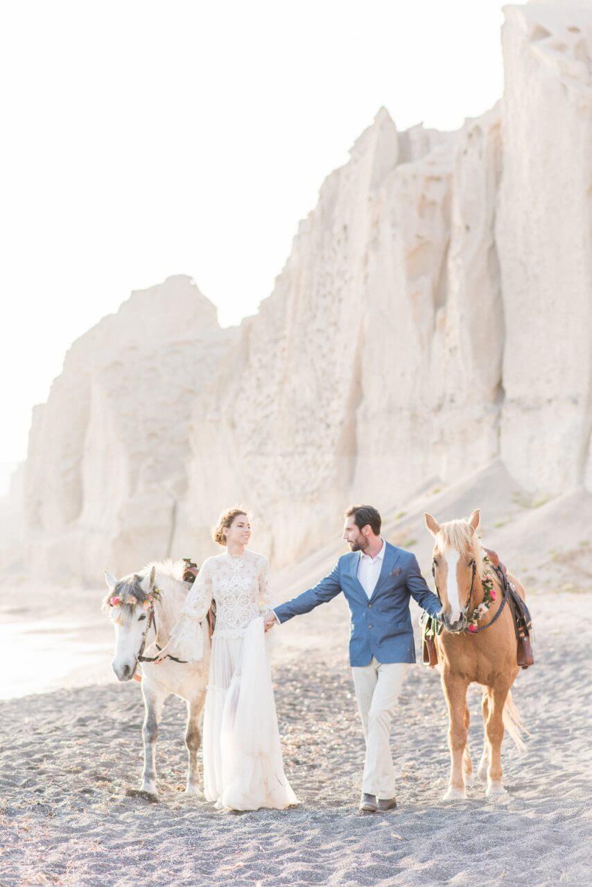 WHITE CORAL WEDDING